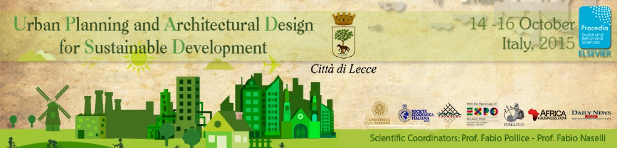 Urban Planning and Architecture design sustainable development